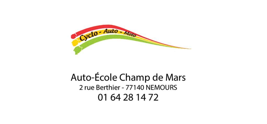 Auto ecole Champ de mars