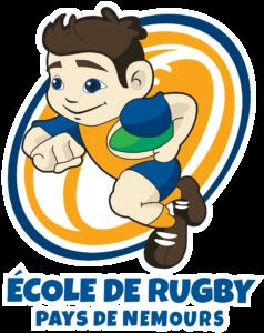 Logo ecole de rugby