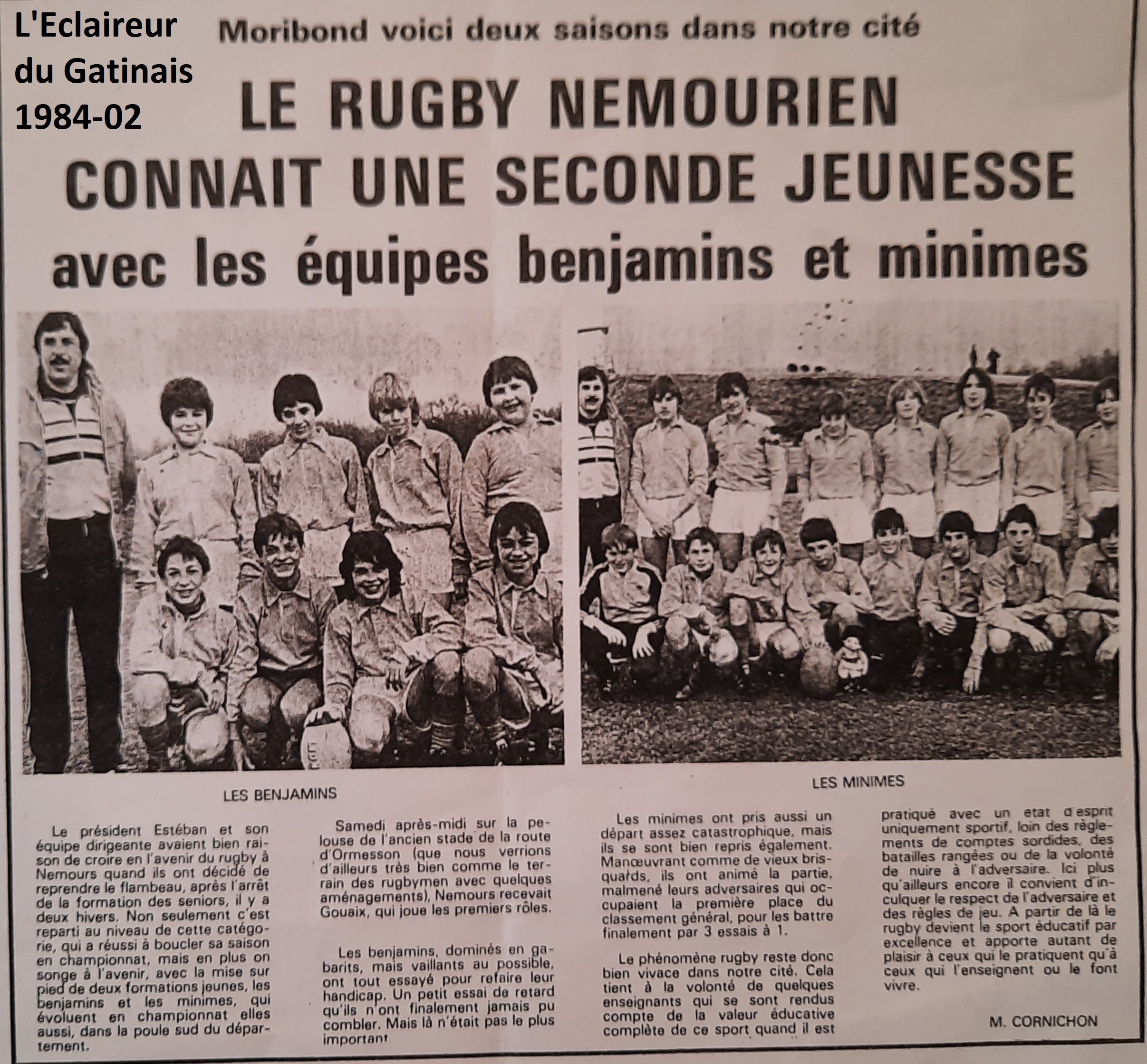 Eclaireur du Gâtinais 1984-02