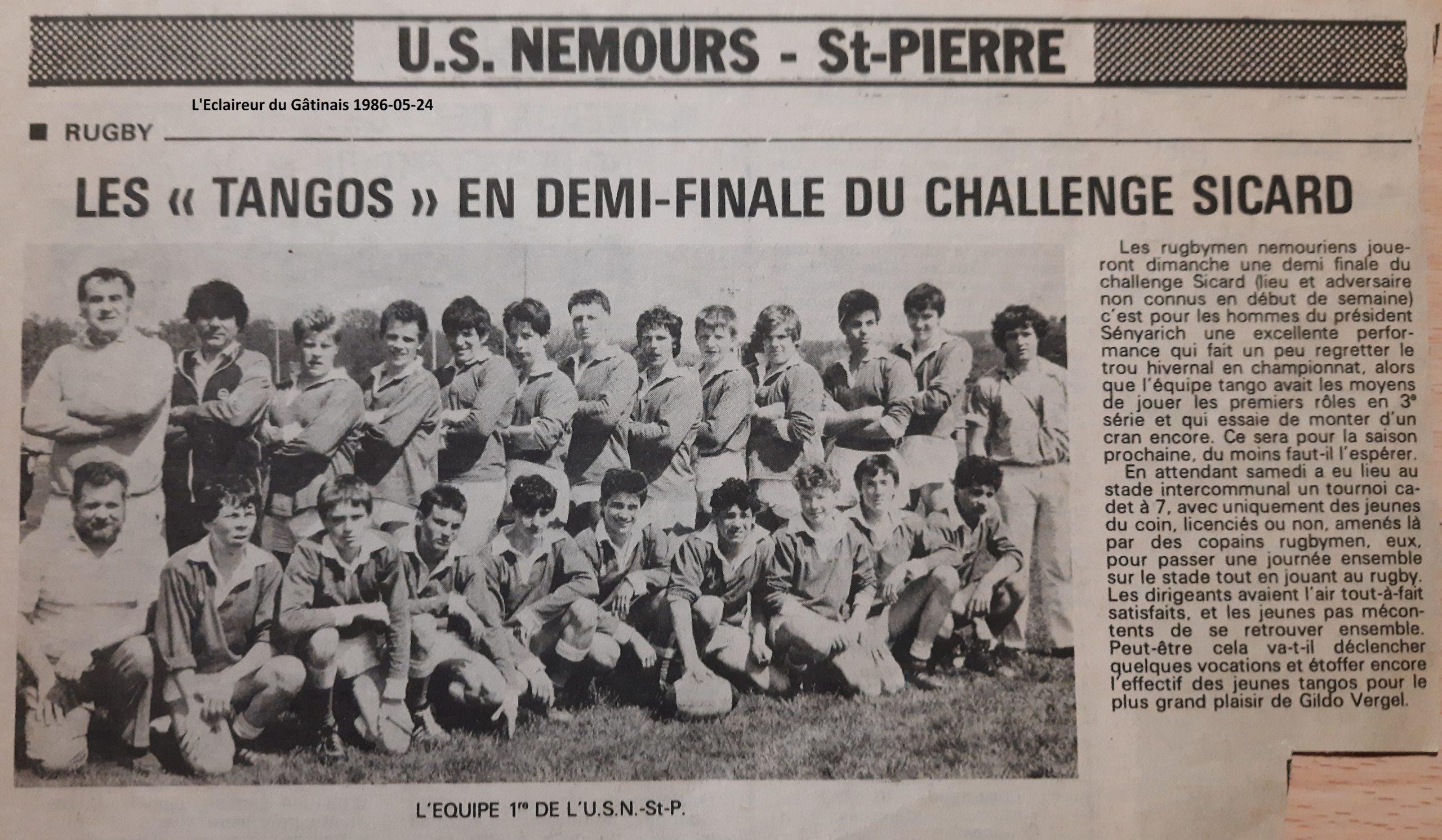 Eclaireur du Gâtinais 1986-05-24