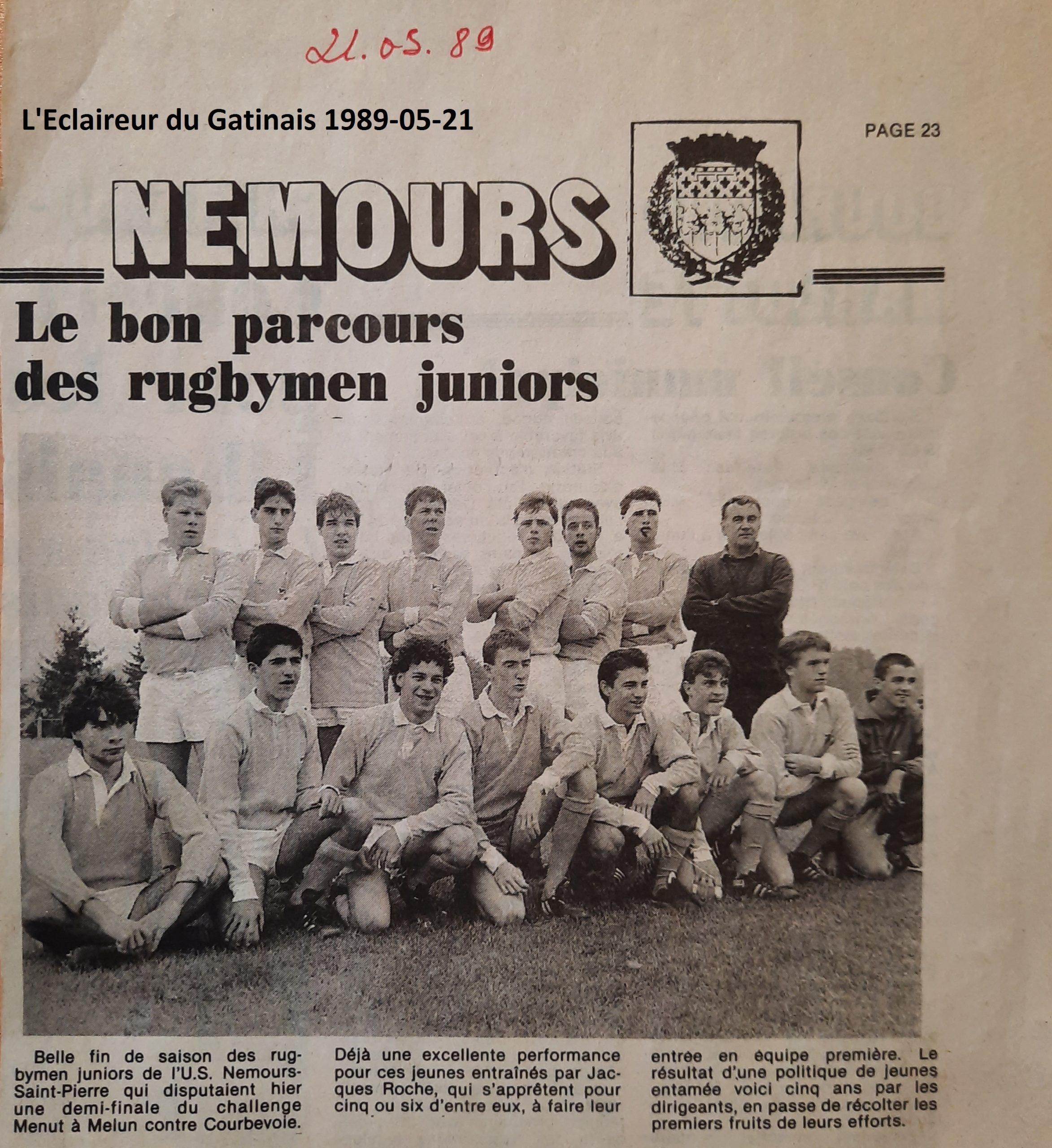 Eclaireur du Gâtinais 1989-05-24 1