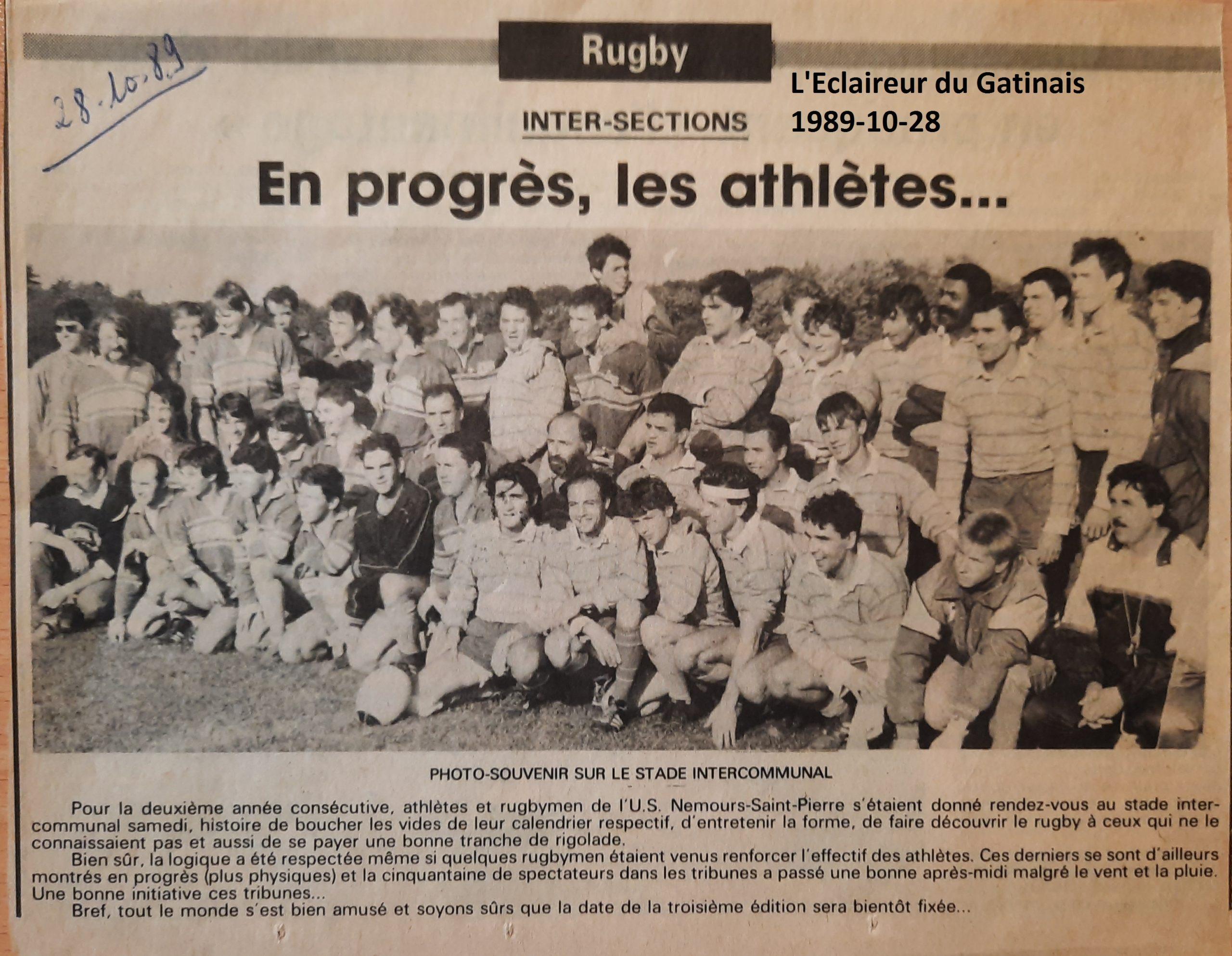 Eclaireur du Gâtinais 1989-10-28