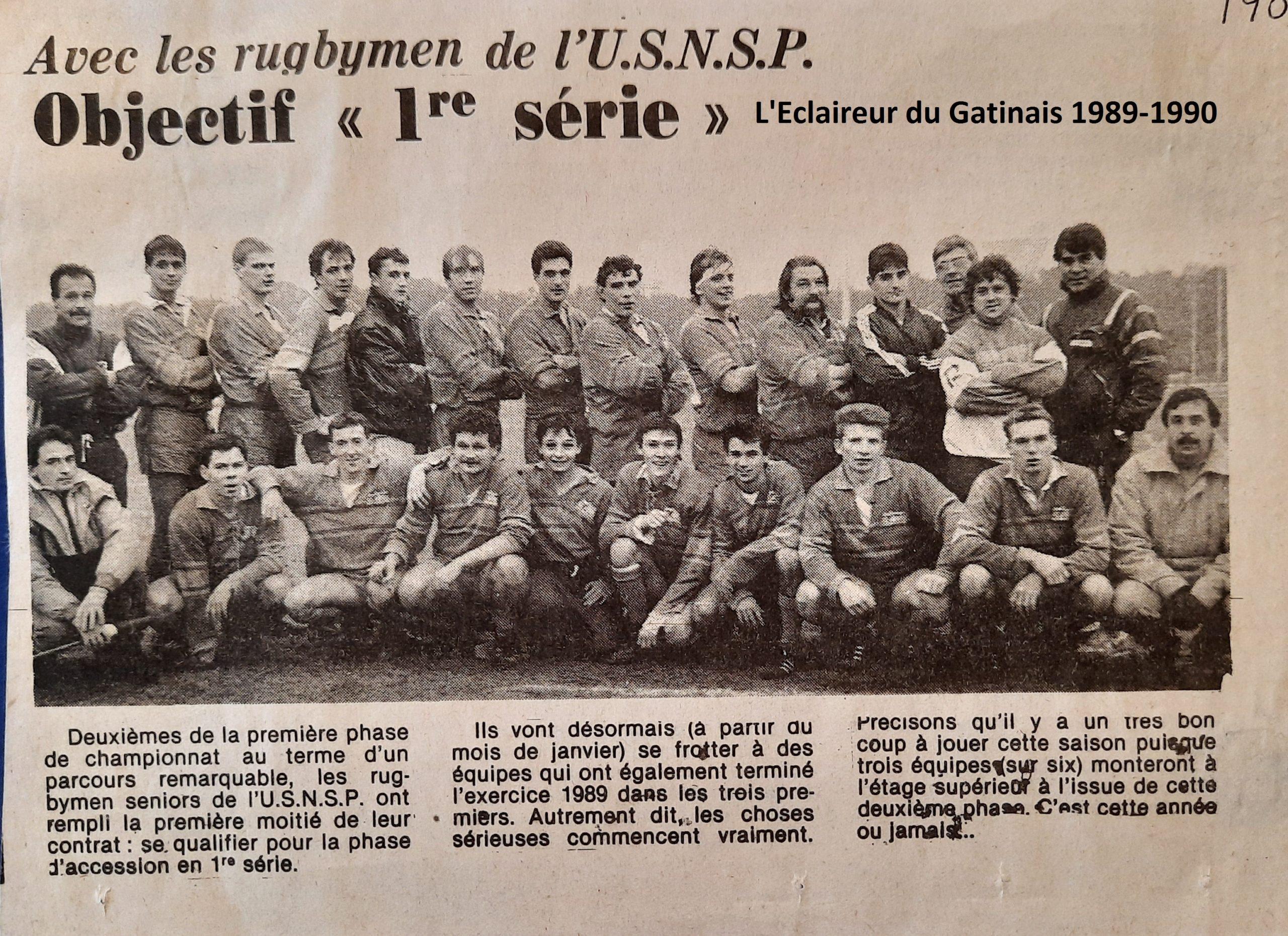 Eclaireur du Gâtinais 1989-12