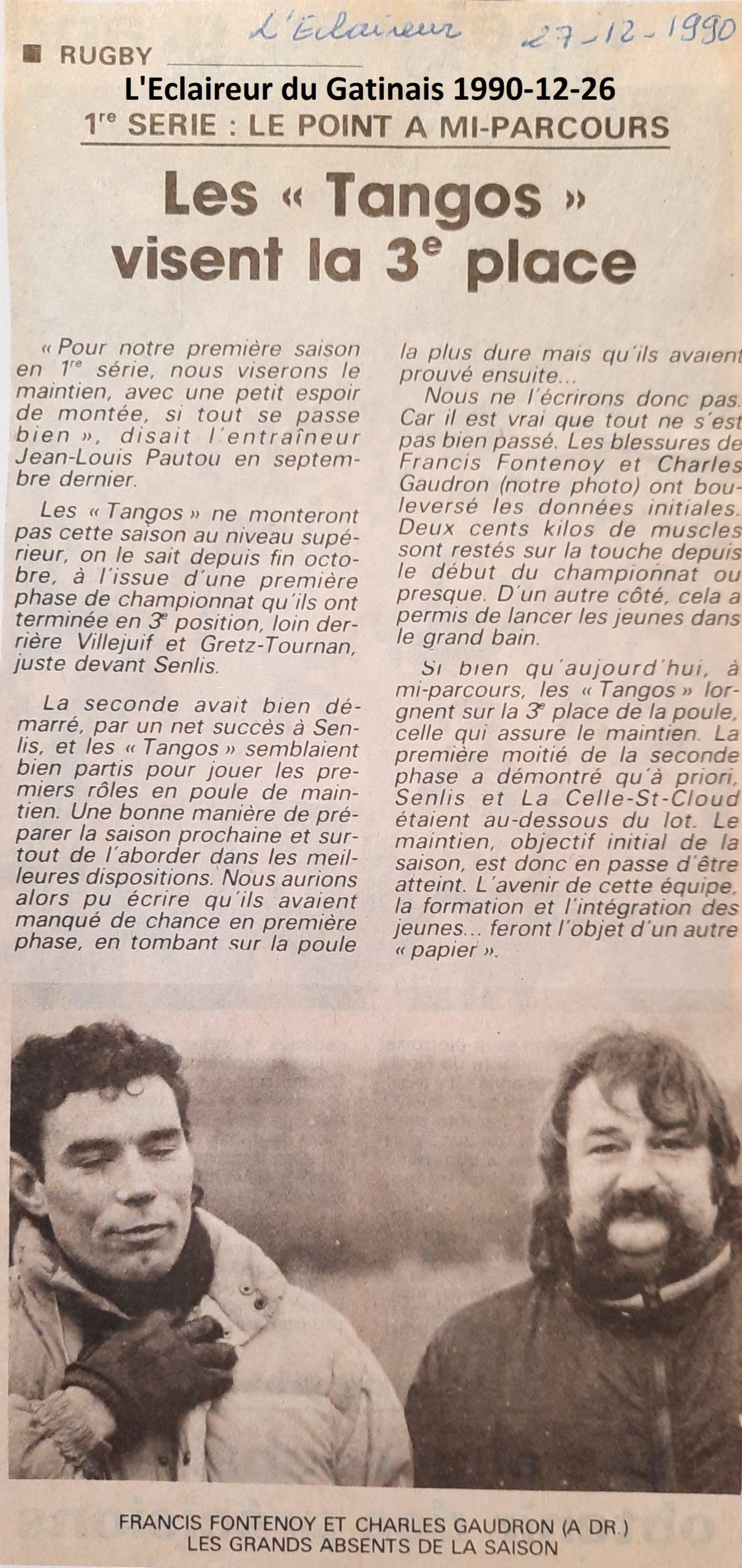 Eclaireur du Gâtinais 1990-12-26