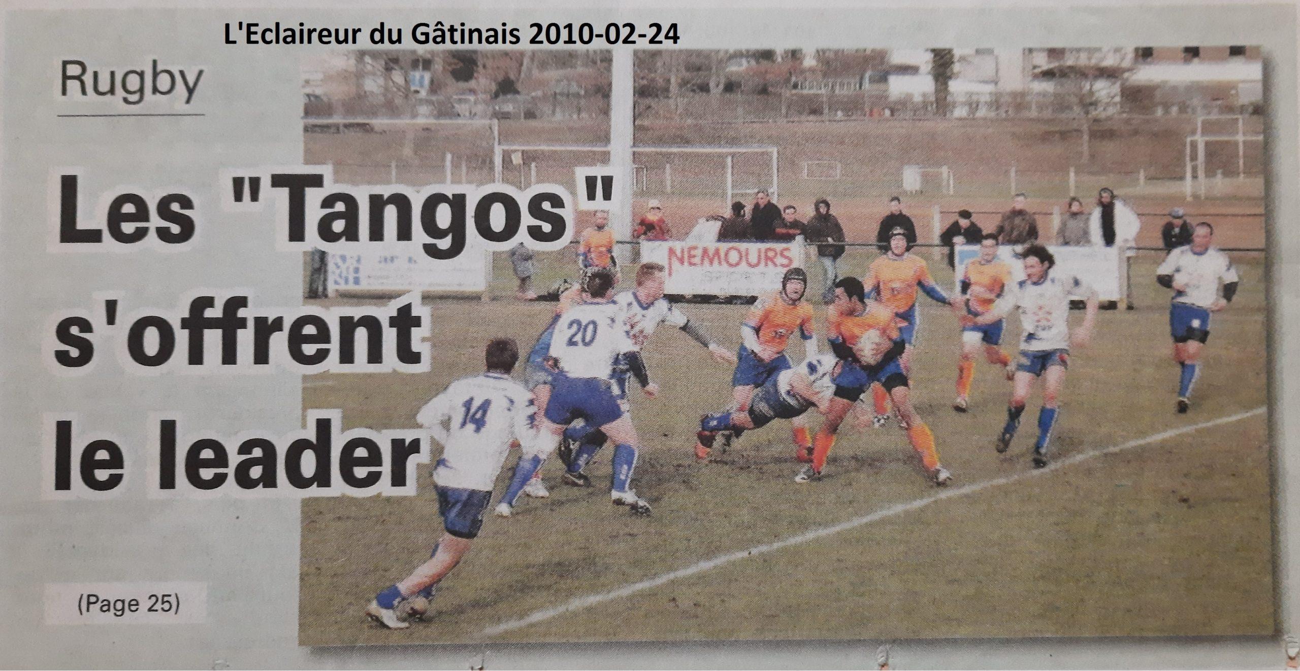 Eclaireur du Gâtinais 2010-02-24