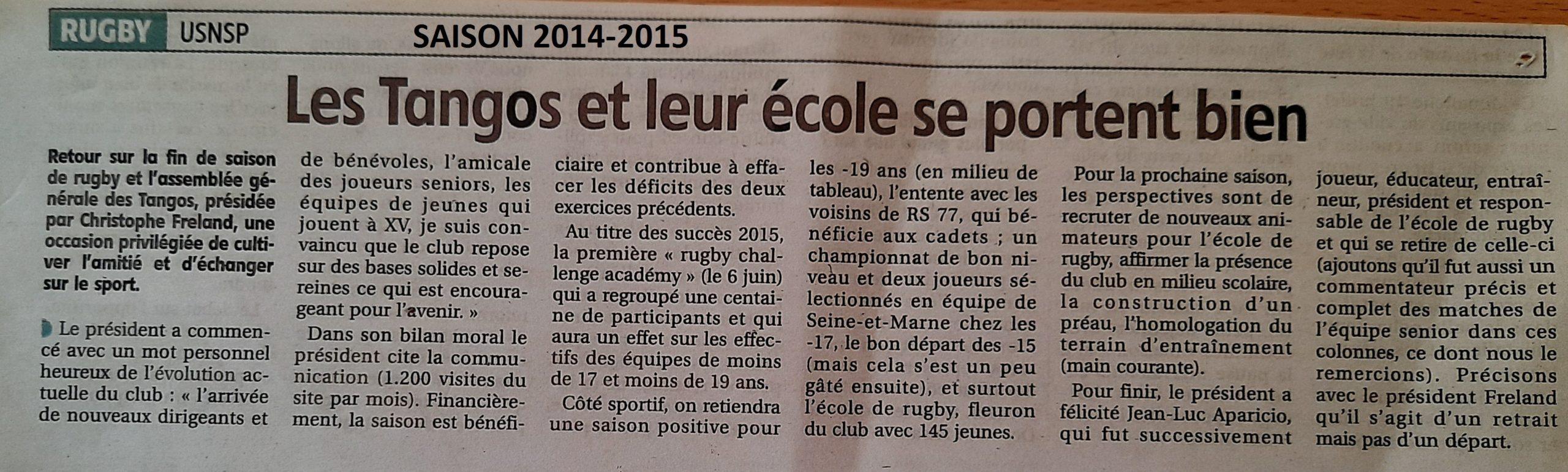 Eclaireur du Gâtinais 2015-06