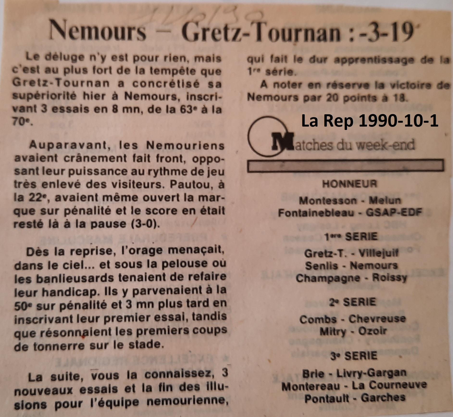 La République 1990-10-01