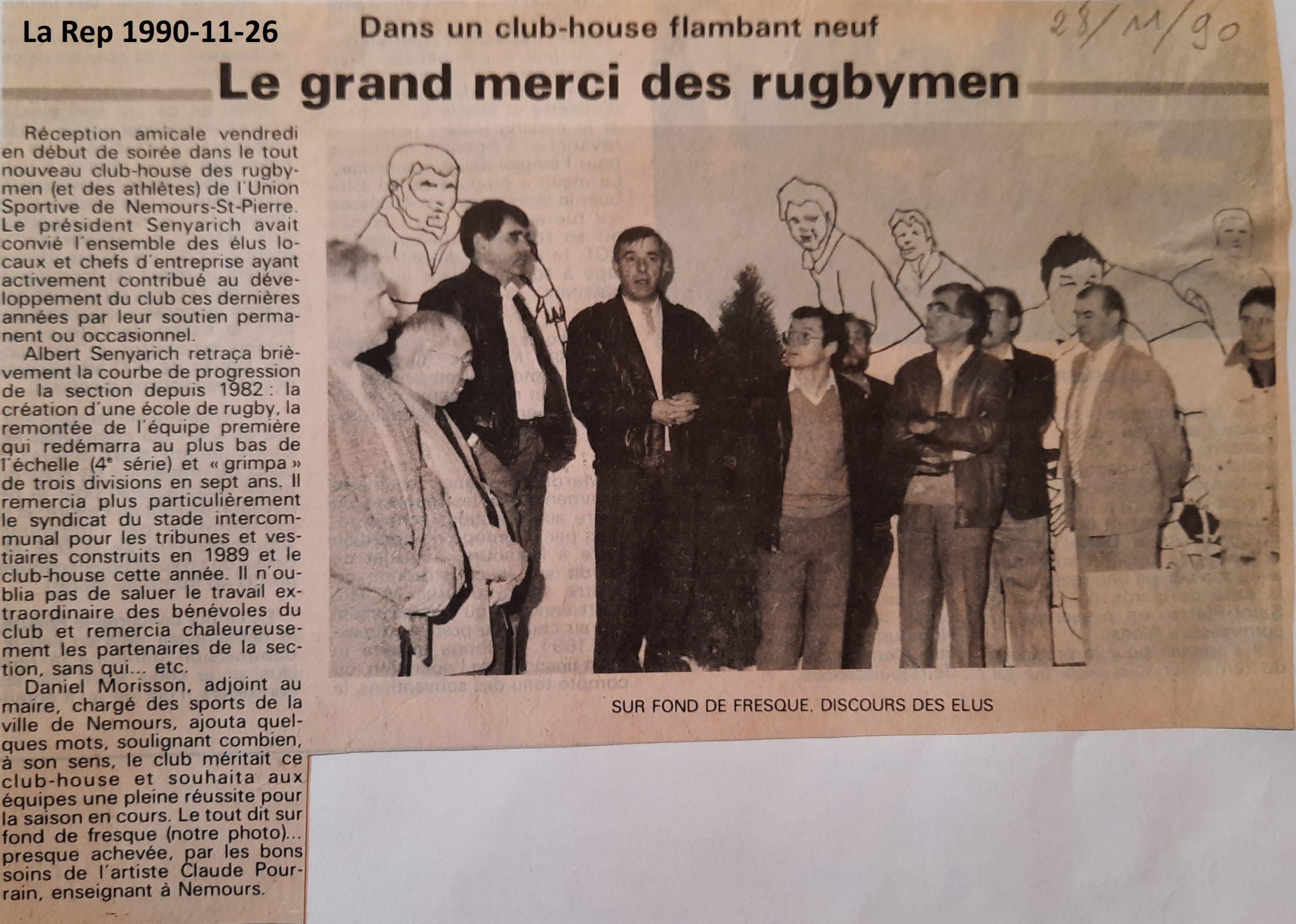 La République 1990-11-26