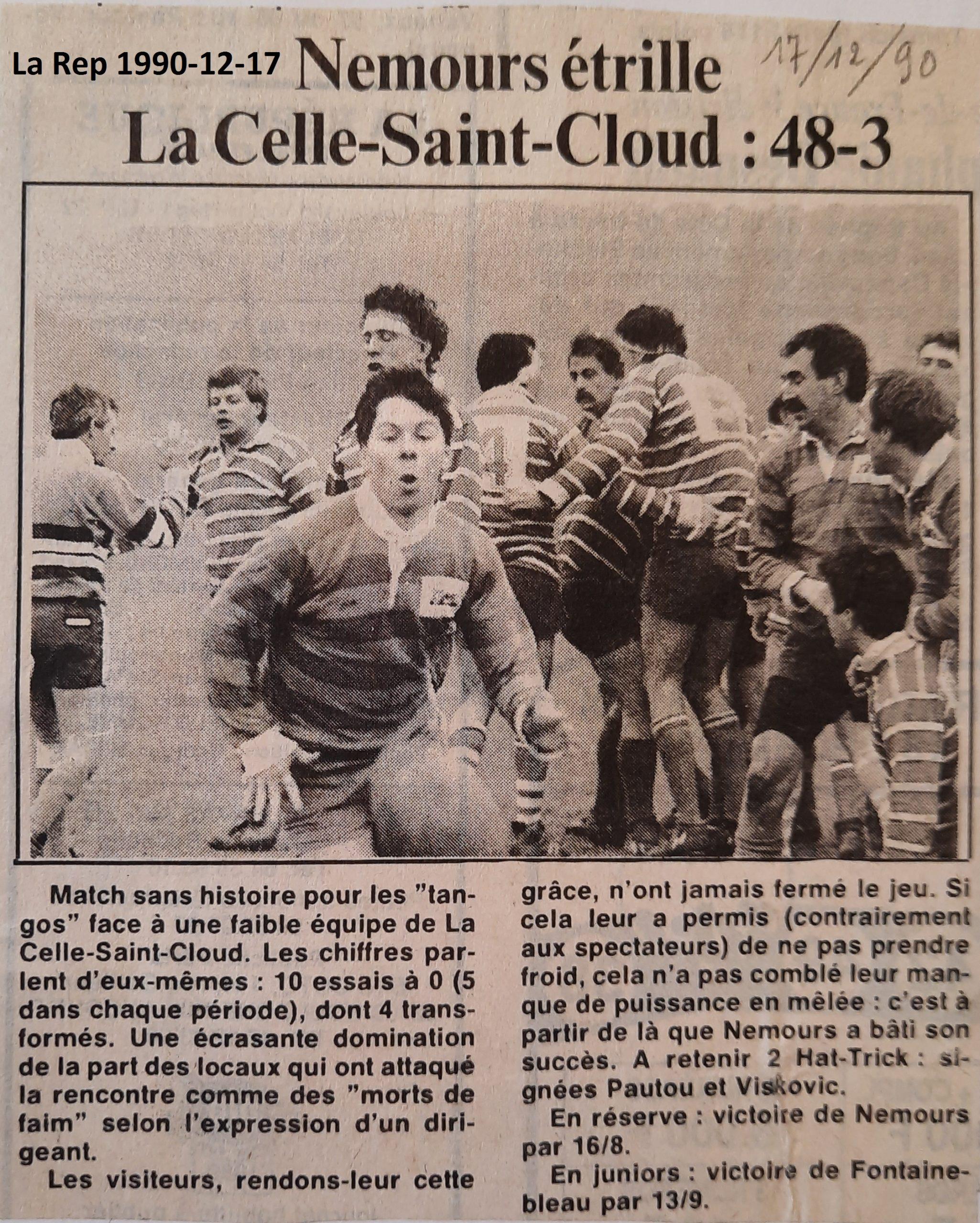 La République 1990-12-17